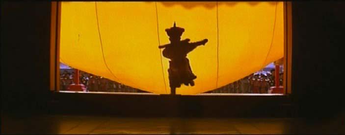 El ultimo emperador Cine 1987