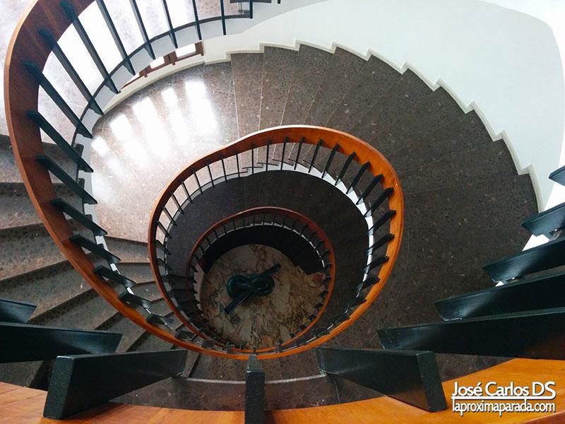 Escaleras Caracol Hotel Eurostars Tartessos Huelva
