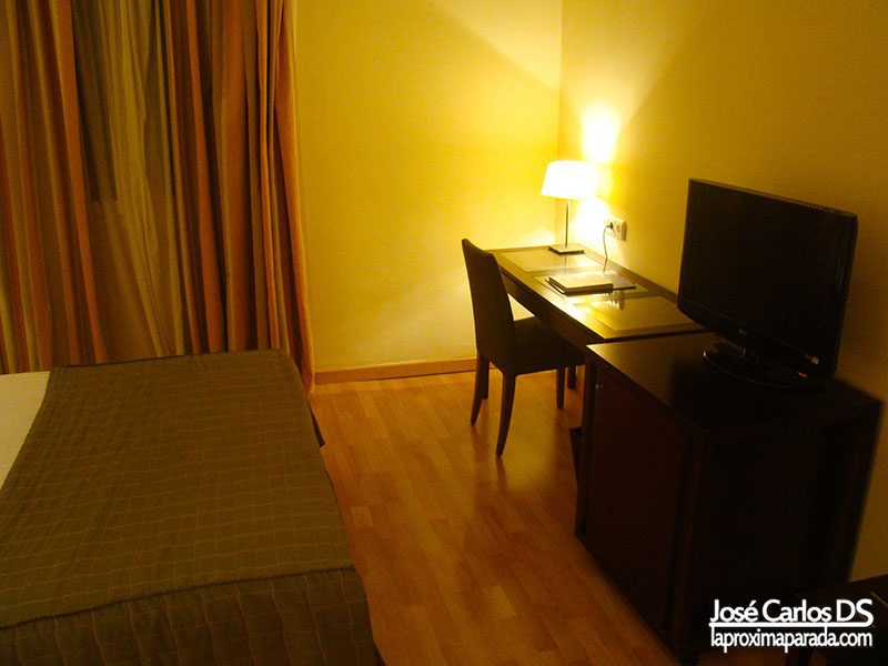 Habitación Hotel Eurostars Tartessos Huelva