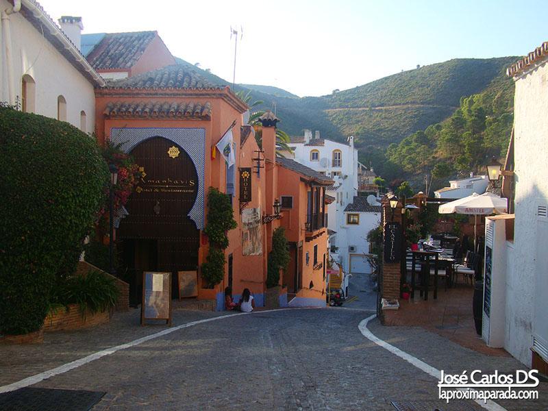 Hoteles de Benahavís Málaga
