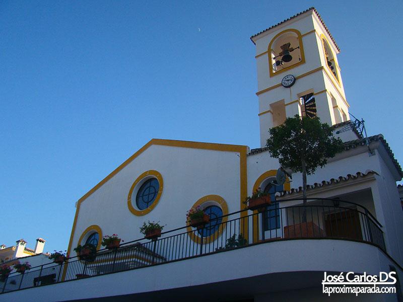 Iglesia de Ntra. Sra. del Rosario Benahavís
