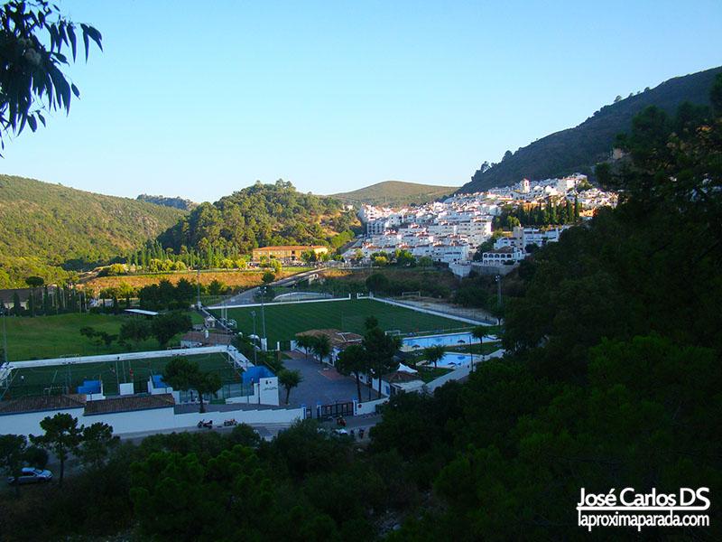 Panorámica Benahavís Málaga