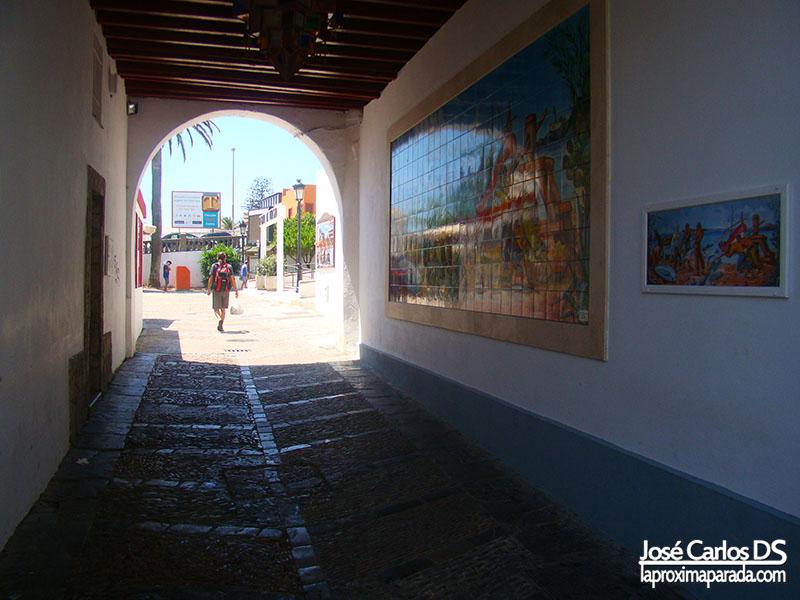 Callejones Tarifa Cadiz