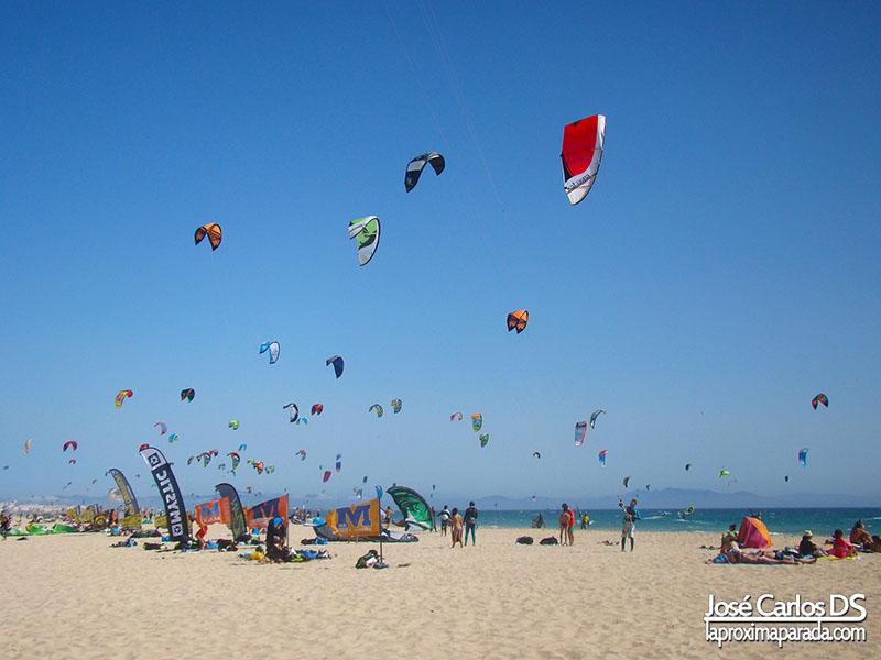 Kitesurf Playa de los Lances Tarifa