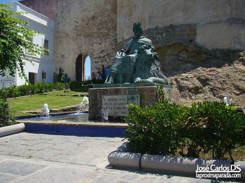 Entrada Castillo de Guzmán el Bueno Tarifa