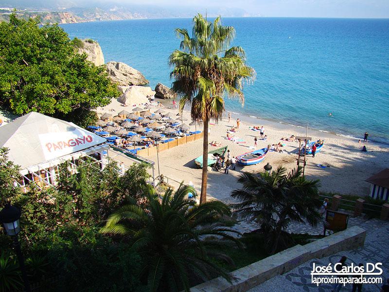 Nerja Playa de Calahonda
