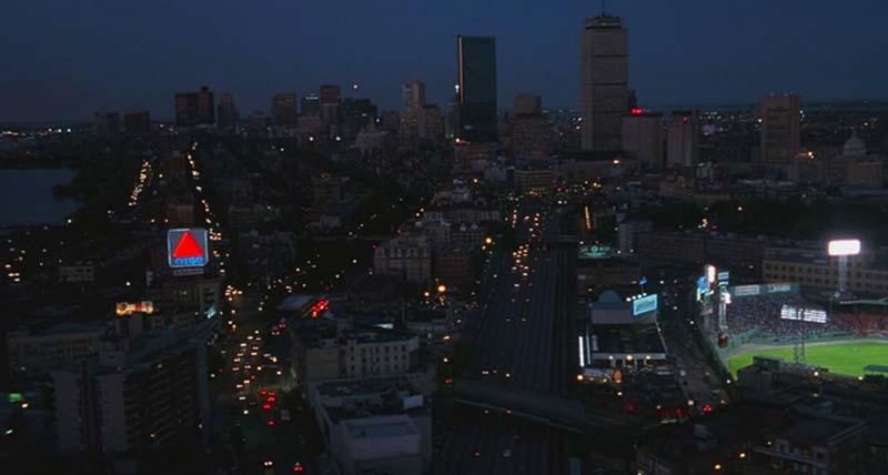 Panorámica Boston