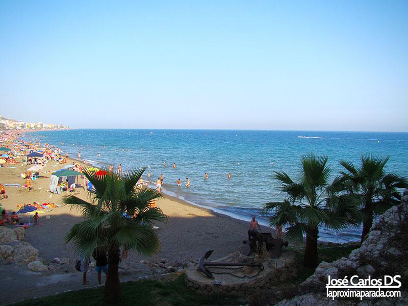 Playa Rincón de la Victoria, Málaga