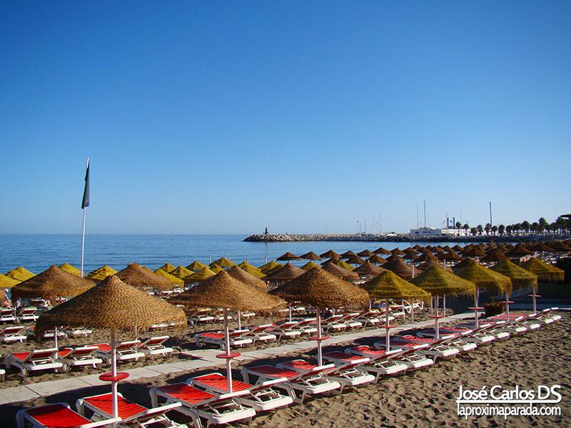 Playa Costa del Sol Puerto Marina