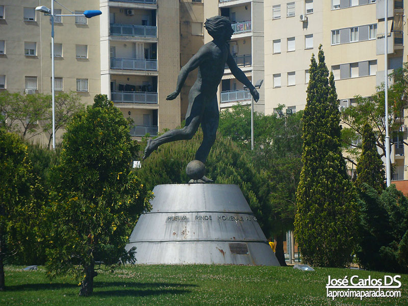Fútbol en Huelva