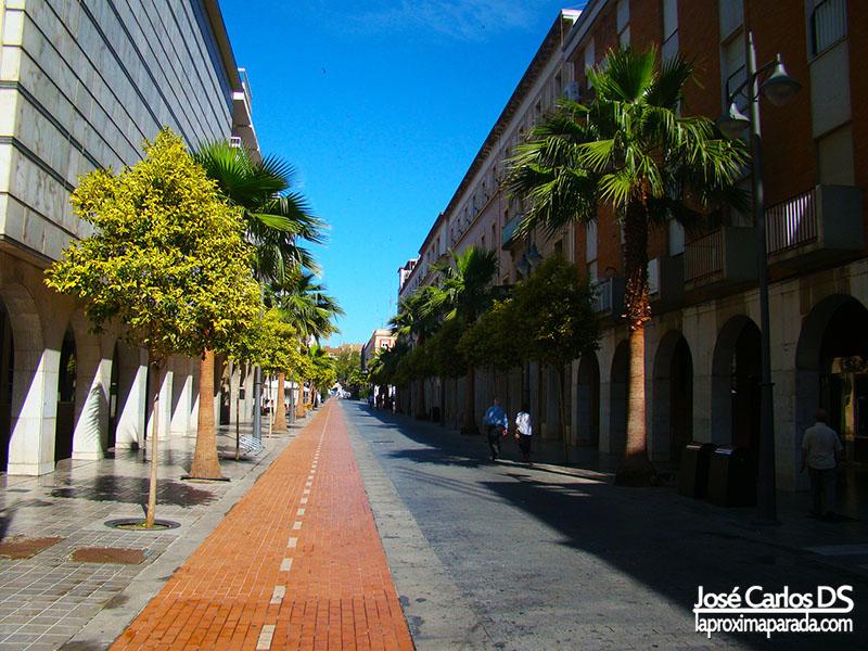 Avenida Martín Alonso Pinzón Huelva