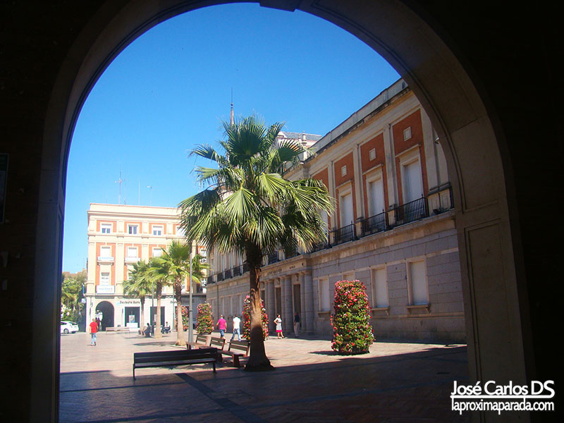 Ayuntamiento Huelva - Plaza Constitución