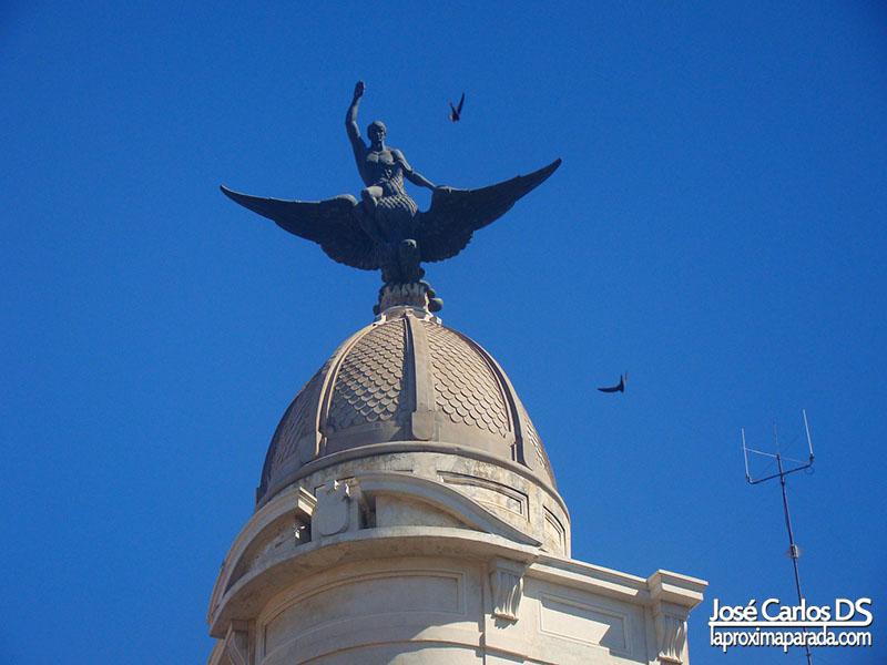 Estatua Calle Jesús Nazareno Huelva