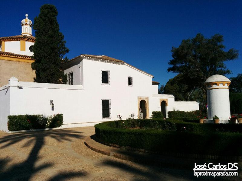 Monasterio de Santa María de la Rábida Huelva