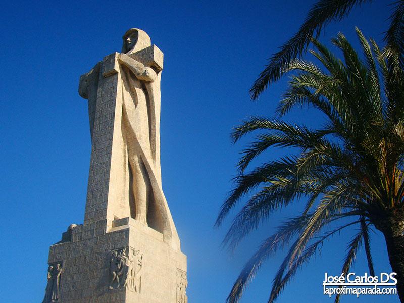Monumento Fraile La Rabida