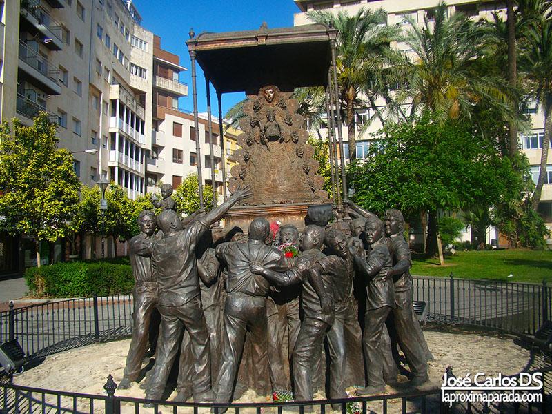 Monumento a la Virgen del Rocío Huelva