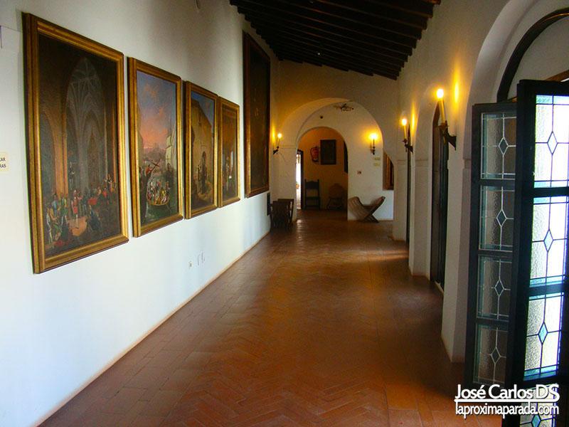 Obras de Arte Monasterio de La Rábida Huelva