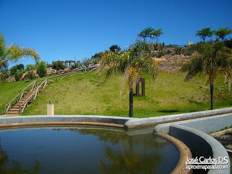 Parque Botánico José Celestino Mutis Huelva