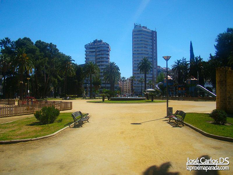 Parque de las Palomas Huelva