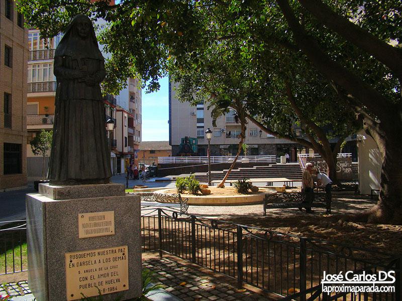 Plaza Isabel la Católica Huelva