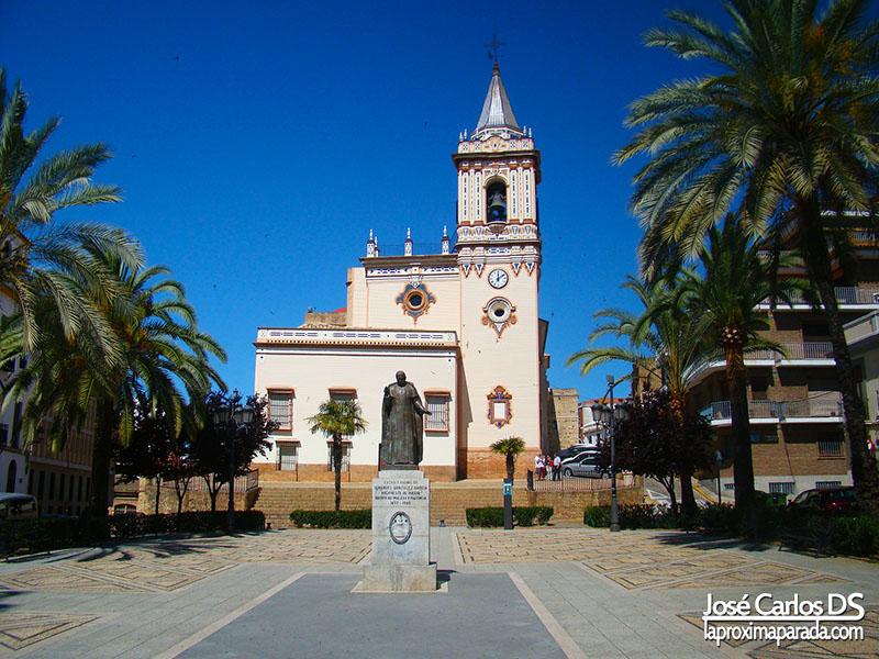 Plaza de San Pedro Huelva
