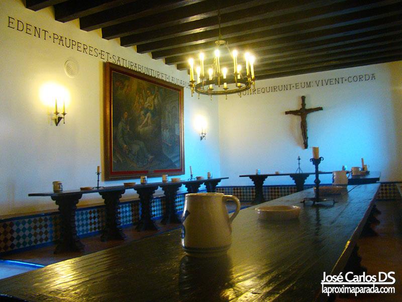 Salones Monasterio de La Rábida