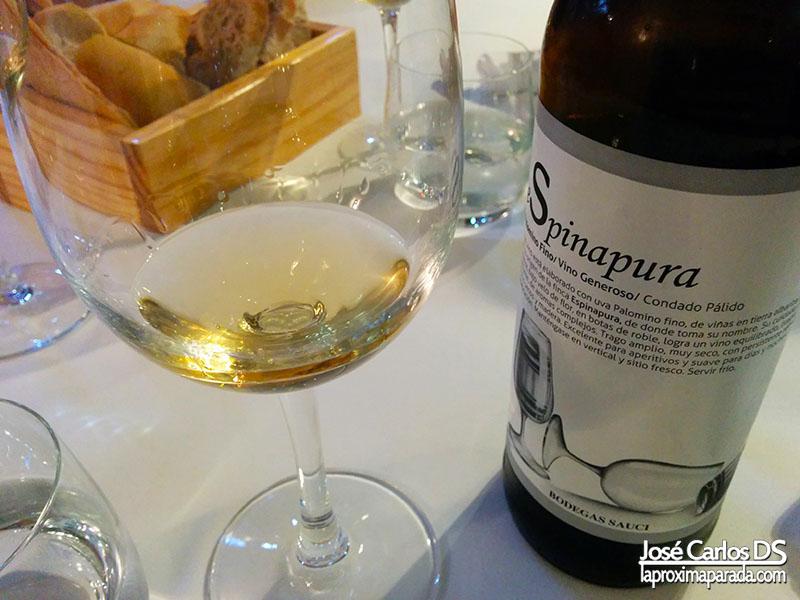 Vinos Restaurante Acánthum Huelva