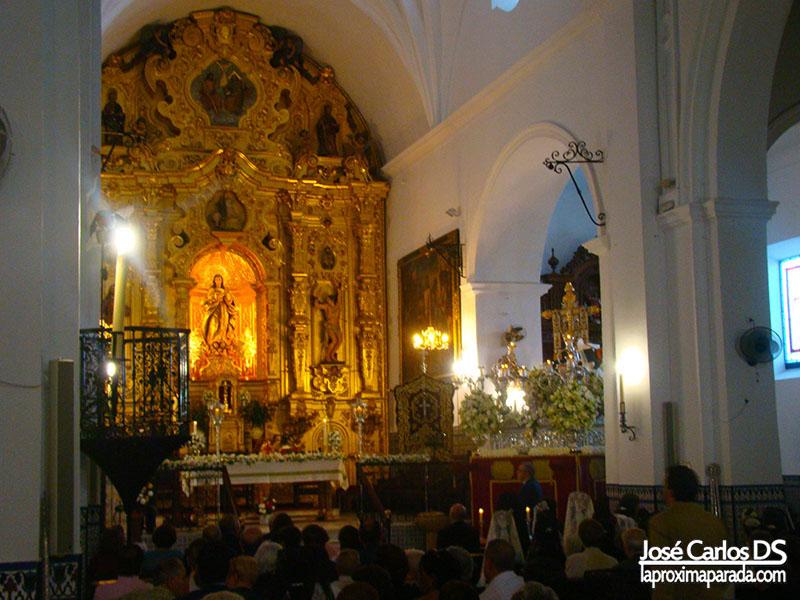 Inmaculada Concepción Bollullos par del Condado