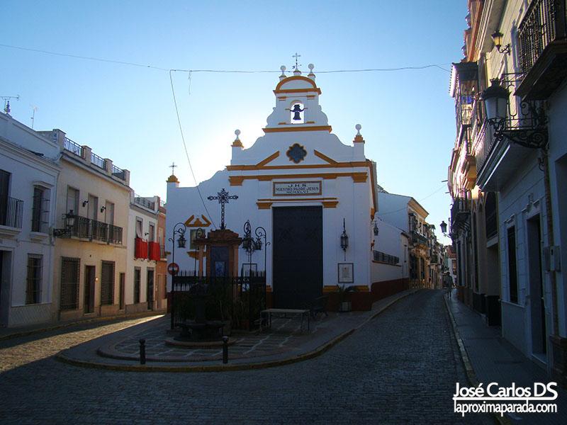 Capilla de Nuestro Padre Jesús Bollullos Huelva