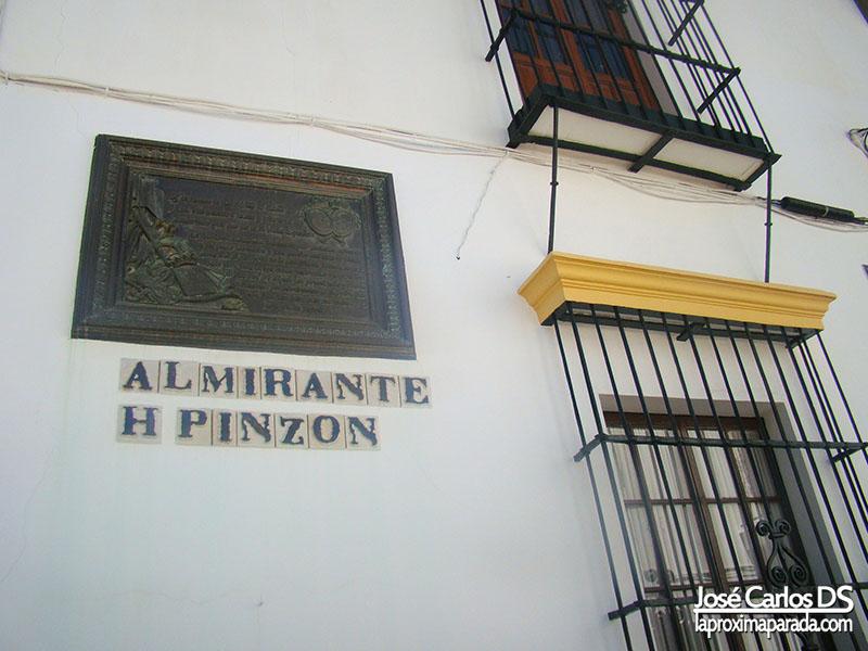 Casa Almirante Pinzón Moguer