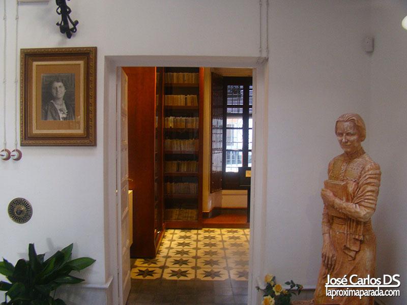 Casa-Museo de Juan Ramón Jiménez y Zenobia Camprubí Moguer
