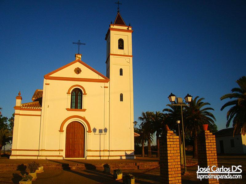 Ermita de Ntra. Sra. de las Mercedes Bollullos Huelva