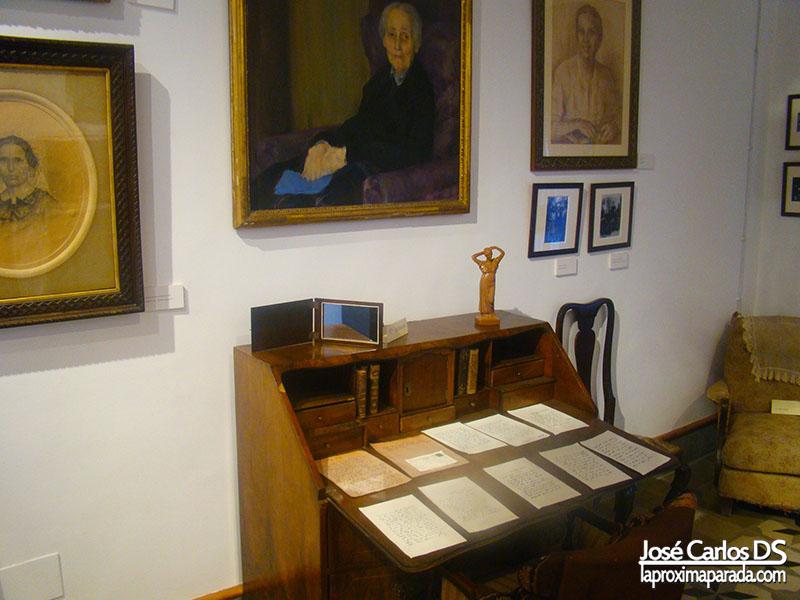 Escritorio Casa-Museo de Juan Ramón Jiménez Moguer