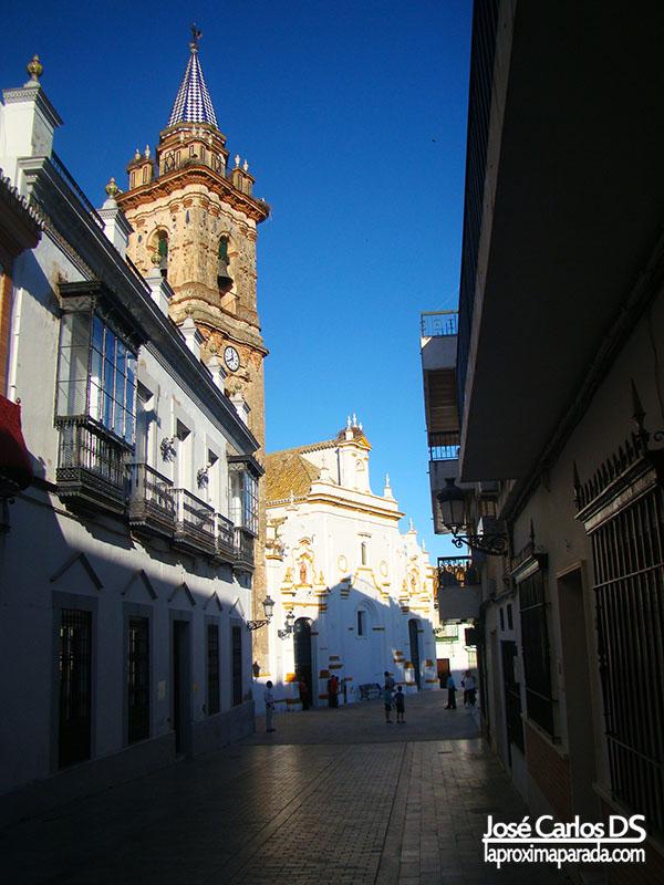 Iglesia de Santiago Apostol Bollullos