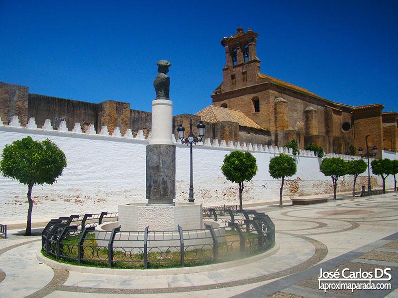 Plaza de las Monjas Moguer