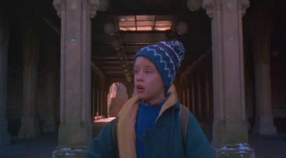 Solo en casa 2 - Central Park con Kevin McCallister