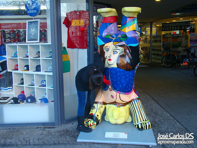 Osos Buddy Picasso Berlin