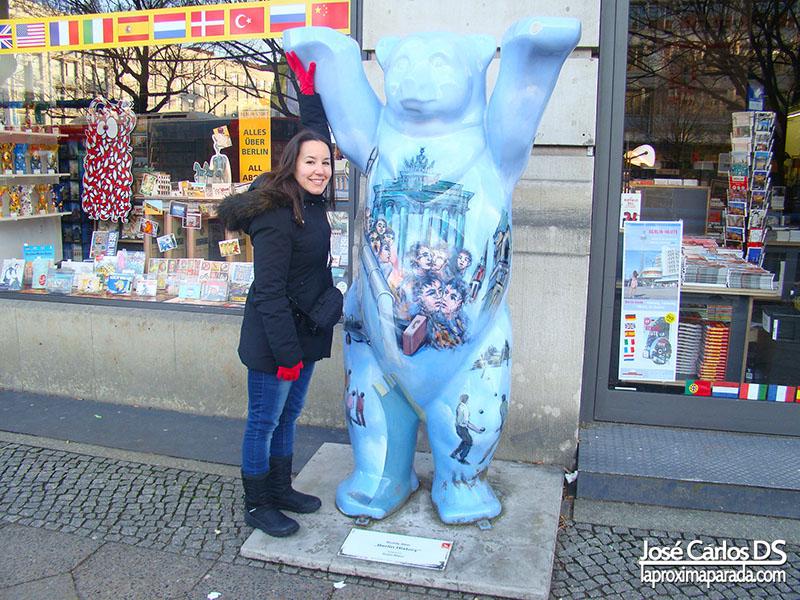Osos Buddy Berlín Centro
