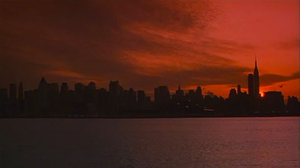 Solo en casa 2 - Skyline Nueva York