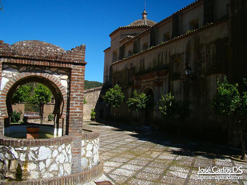 Fuentes en Linares de la Sierra