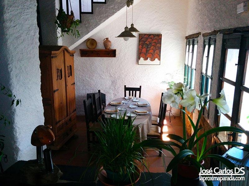 Restaurante Arrieros Linares de la Sierra