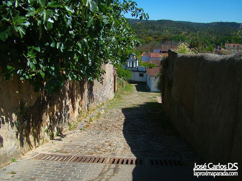 Senderismo Linares de la Sierra Huelva