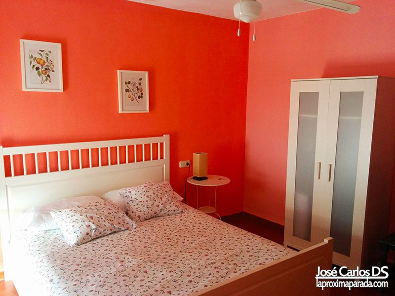 Dormitorio Hostal La Posada del Recovero Genalguacil