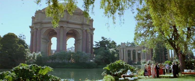 Localizaciones San Francisco Mi nombre es Khan