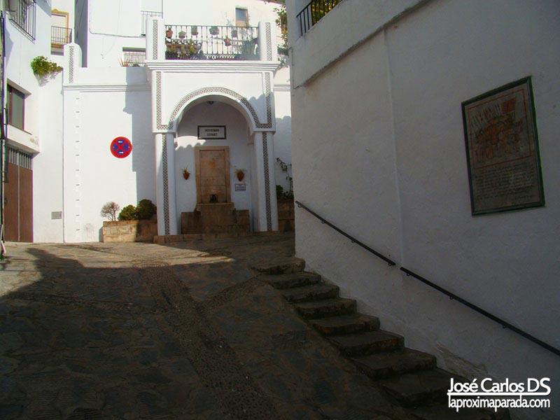 Calle Alta de Genalguacil