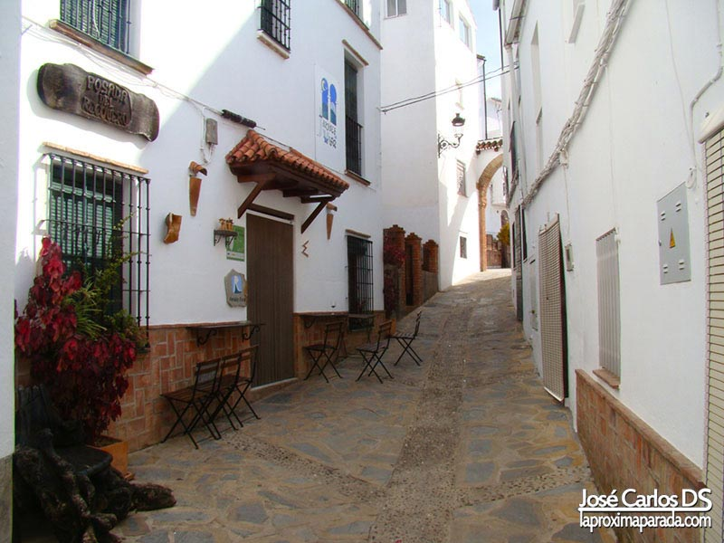 Hostal La Posada del Recovero Genalguacil Málaga