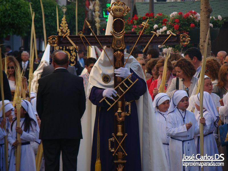 Procesión Domingo de Ramos Estepona