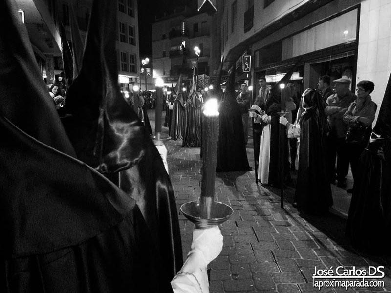 Nazarenos Semana Santa de Estepona