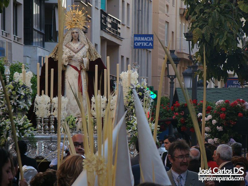 Nuestra Señora de la Paz en Estepona