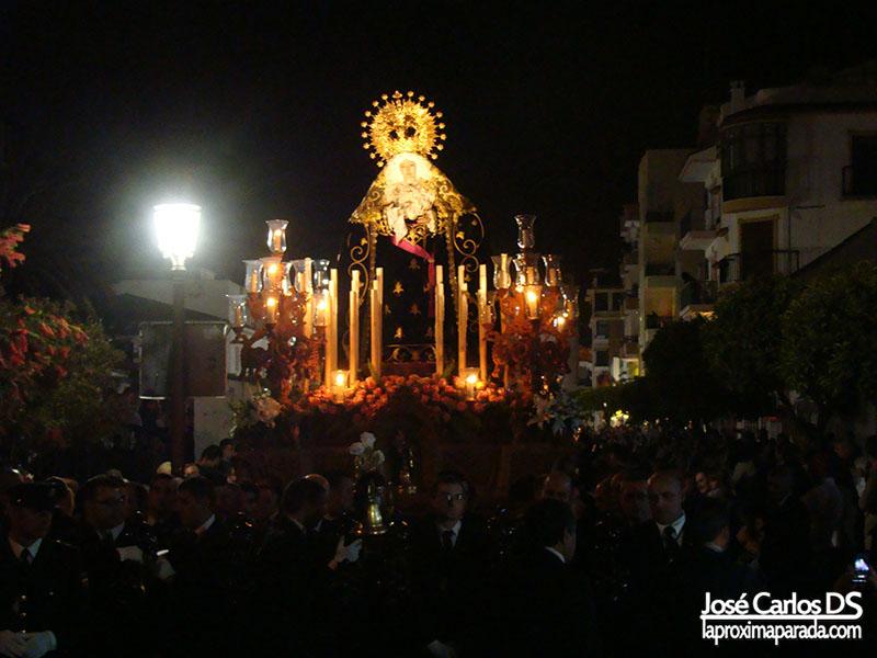 Nuestra Señora de los Dolores Viernes Santo Estepona